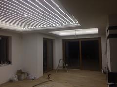 Transparentne i podświetlane sufity13