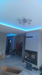 Transparentne i podświetlane sufity17