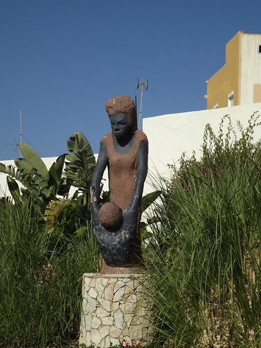 Monument to Solidarity, Carrizal del Sur, Spain