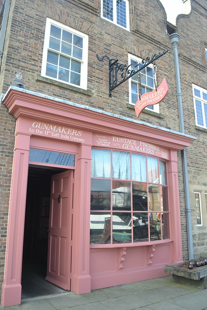 Sunderland Trip Day 2 (45) Eustace Pinchbeck gunmakers shop
