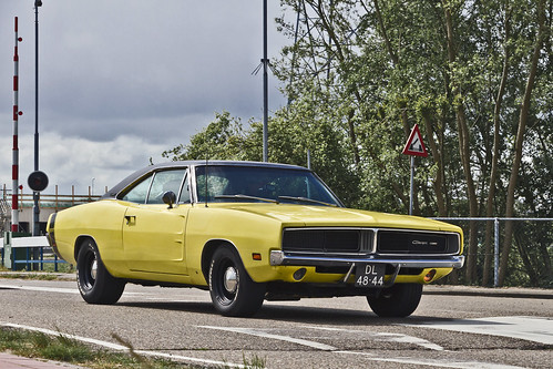 Dodge Charger 500 Hardtop 1969 (1320)