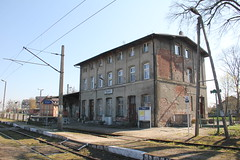 Zduny train station