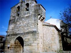 Iglesia parroquial de Nuestra Señora de la Asunción en Valverde del Fresno (Valverdi du Fresnu) 1