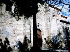 Iglesia parroquial de San Martín de Tours en San Martín de Trevejo / Trevello