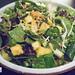 Green Mango, Pineapple & Cucumber Salad   Ginger Flower 嫩芒果、凤梨、黄瓜沙拉佐以姜花