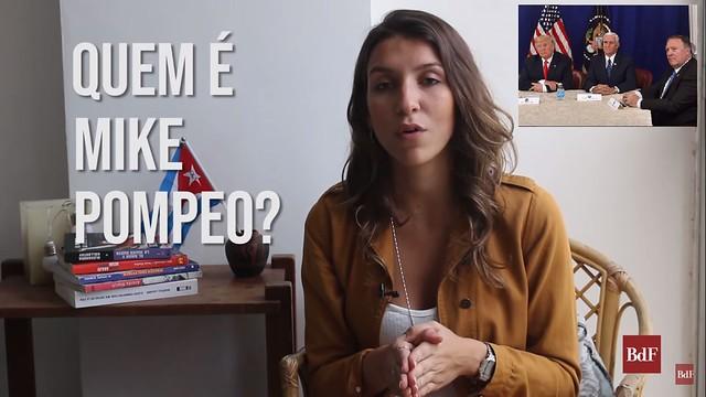 Vídeo: Quem é Mike Pompeo, o cão de guerra de Trump na Venezuela?
