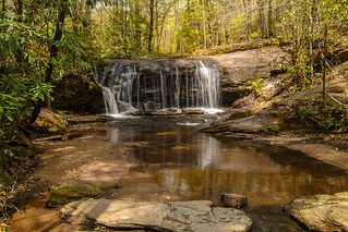 Waterfalls at Caesars Head_0794