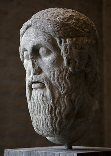 Herm of Homer. Munich, Glyptotek.