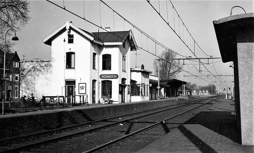 Nostalgische Spoorwegen: Schagen