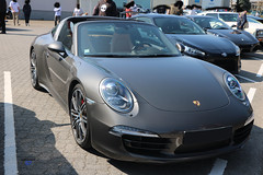 Porsche 911 type991 Targa face - Photo of Quatzenheim