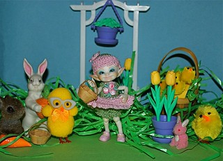 May you all have a wonderful Easter