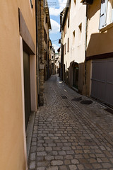 Ruelle piétonne de Mende - Photo of Saint-Bauzile