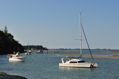 The Boats at Plummers Point