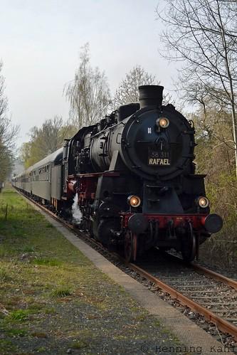 58 311 in Niederstriegis