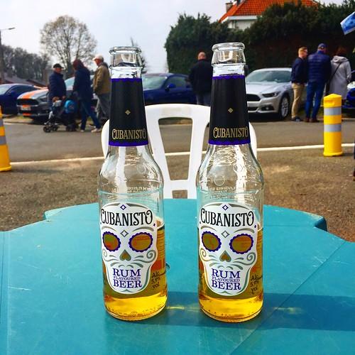 Mustangs schauen macht Durstig!