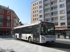 IVECO BUS UrbanWay 12 - 2050 - Keolis Chambéry