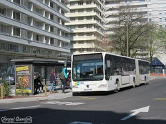 MERCEDES-BENZ Citaro G - 4011 - Keolis Chambéry