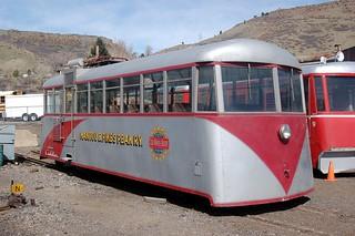 Manitou & Pikes Peak Railcar 7