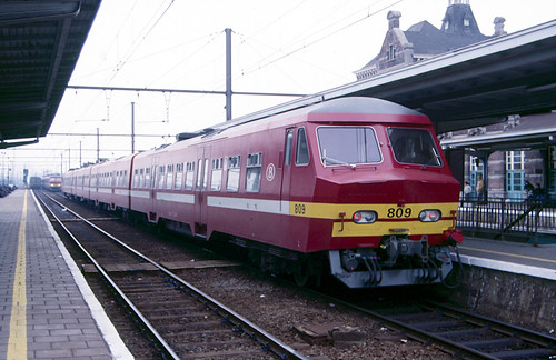 NMBS / SNCB 809