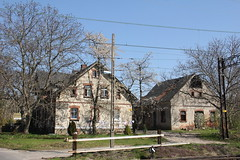 Rębiszów village