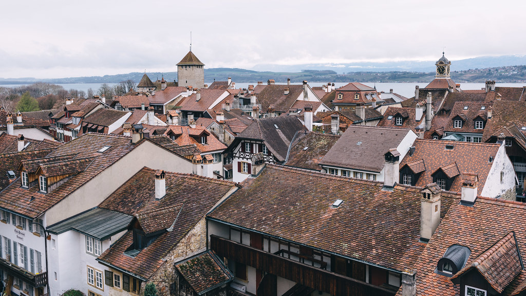 Switzerland 2019 - Day 4 - Murten and Bern