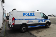 NYPD - Ceremonial Unit- 2017 Ford Transit (2)