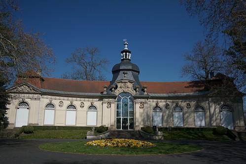 Von-Seckendorff-Park, Meuselwitz