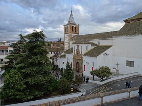 Guadix - Iglesia de Santiago