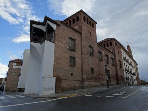 Guadix - Palacio de Peñaflor - Casa natal de Lope de Figueroa