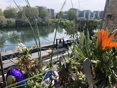 Easter on the Seine - Photo of Saint-Denis