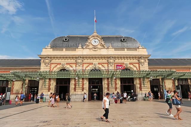 Gare de Nice Ville - Nice (France)