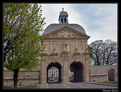 Langres - Porte des Moulins - Photo of Saint-Vallier-sur-Marne