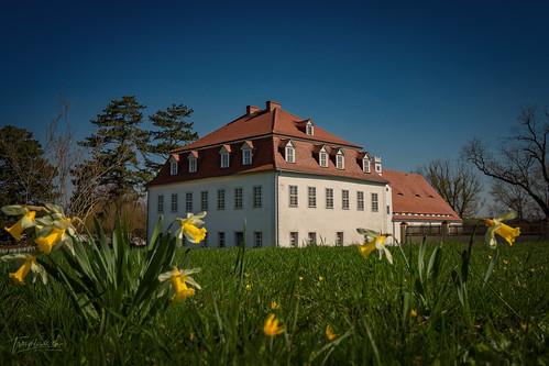 Zinzendorfschloss zu Berthelsdorf