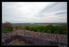 Langres - Vue du Lac de la Liez depuis les remparts Est - Photo of Champigny-lès-Langres