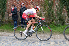 Paris-Roubaix 219: n°145  Damien Touze (FRA) Cofidis
