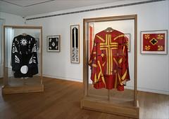 Vêtements et ornements liturgiques (Chapelle Matisse, Vence)