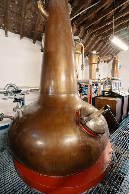 Kilchoman Distillery Wash Still