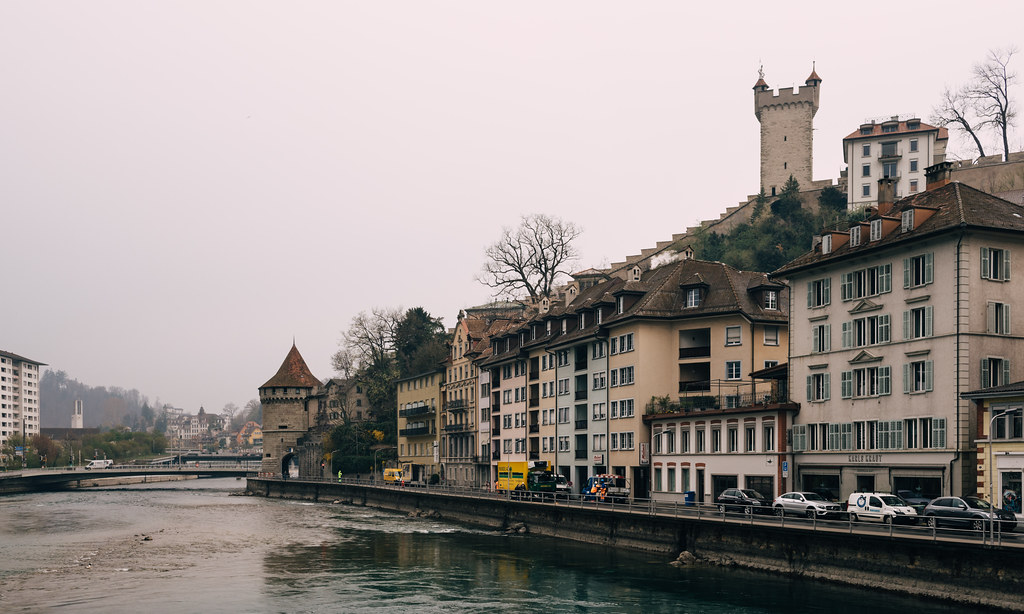 Switzerland 2019 - Day 8 - Lucerne and Zürich