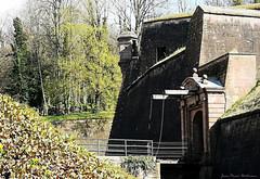 Citadelle Vauban - Belfort - Porte de Brisach.