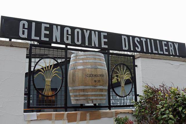 Day 1 Glengoyne Distillery (NS 5275 8266)
