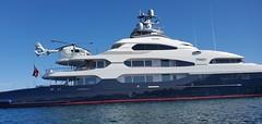 Attessa IV $150mil mega yacht