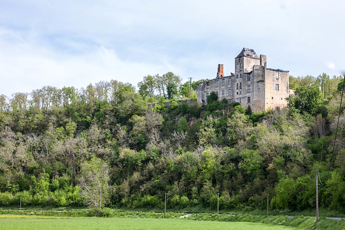 Chateau de Leobard