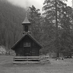 Chapel in Stubaital