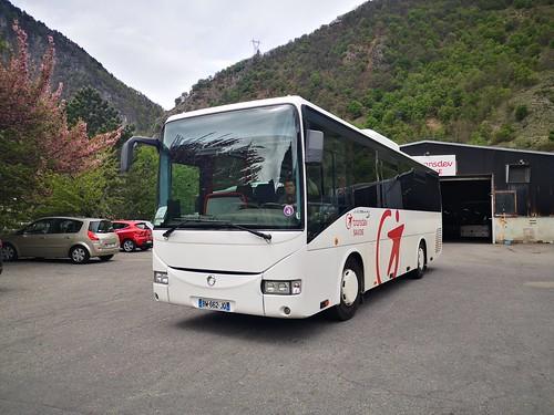 Transdev Savoie BW-662-JQ
