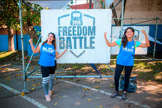 Freedom Battle | ABR 2019