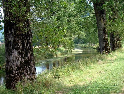 Rivière à Couvet