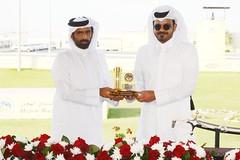 صور تتويج الفائزين برموز مهرجان تحدي قطر والمساهمين في دعم مهرجان كأس آسيا 2019