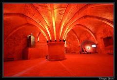 Langres - Salle inférieure de la Tour de Navarre - Photo of Chatenay-Vaudin