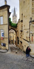Saint-Émilion, near Bordeaux - Photo of Sainte-Terre