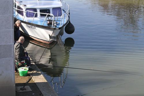 Les joyeux pêcheurs :)))